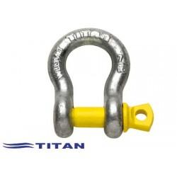 Titan Bogenschäkel D6
