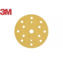 Goldschleifscheiben 3m D150 P180