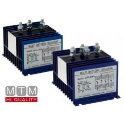 Elektronischer Batterietrenner 3 Batterien 70a
