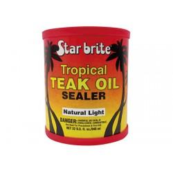 Sb Teaköl Tropical Light 1000ml