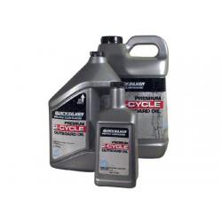Quicksilver TCW3 Premium Motormischöl 10 lt für 2-Takt-Außenborder