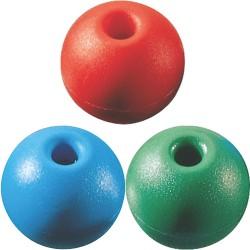 Gelbe Klemme Ball oder 6 Mm.